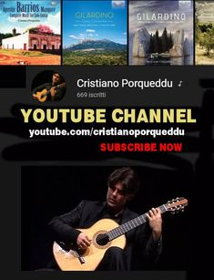Youtube Channel Classical Guitar, Channel, Youtube, Youtubers