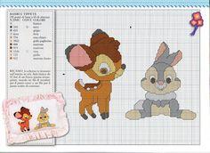 Cutie's - Bambi & Thumper