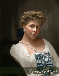 Crown Princess Marie of Romania, born Princess Marie of Edinburgh and later she would become Queen Marie of Romania. by Linnea-Rose Michael I Of Romania, History Of Romania, Maud Of Wales, Romanian Royal Family, Alexandra Feodorovna, Royal Life, Queen Mary, Royal Jewels, Kaiser