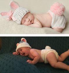 Baby Bunny. Nailed It