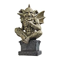 Design Toscano Beelzebub the Prince of Demons Gargoyle Statue -- Locate the offer simply by clicking the image