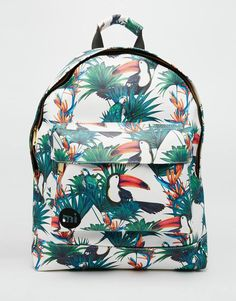 Mi-Pac+Backpack+with+Tucan+Jungle+Print
