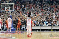 Evroliga: Crvena Zvezda - Galatasaraj 16.01.2015. Foto: Antonio Ahel