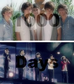 Boys we are sooo proud of you. We want you to know us DIRECTIONERS will be there until the end know matter what happens:) we love you all!!!  #1000daysof1D