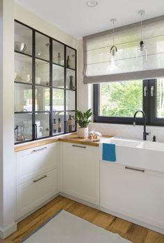 Apartment Kitchen, Home Decor Kitchen, Home Decor Bedroom, Home Kitchens, Home Design Decor, Küchen Design, House Design, Modern Kitchen Design, Interior Design Kitchen