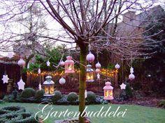 weihnachtsdeko im garten - Weihnachtsdeko Garten Ideen