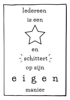 10 spreuken om in de klas te hangen. School Posters, Classroom Posters, Teaching Quotes, Teaching Kids, Lyric Quotes, Me Quotes, All About Me Activities, I Love School, World Quotes