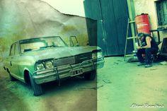 Viejo Chevrolet.