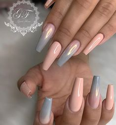 Semi-permanent varnish, false nails, patches: which manicure to choose? - My Nails Aycrlic Nails, Glam Nails, Dope Nails, Hair And Nails, Stiletto Nails, Coffin Nails, Happy Nails, Best Acrylic Nails, Nagel Gel