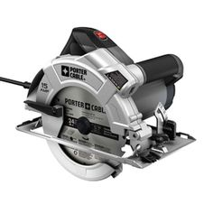 I'm not particular to this saw, but we probably need a circular saw at some point.