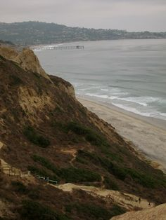 Torrey Pines San Diego. Photograph & copyright Mia In Style. www.miainstyle.com