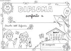 maestra Nella: diplomi bambini