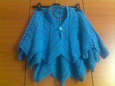 Azure Angel Shawl ~ free pattern ᛡ