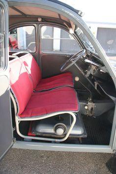 Citroen 2 CV Sahara 4x4 AZ 44 - 1961
