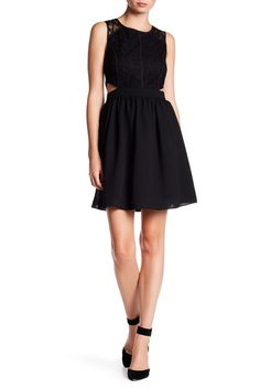 Image of Devlin Emily Fit & Flare Dress