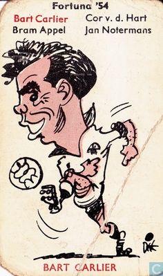 Overig - Monty Factories, Leiden - Dik Bruynesteyn kwartetkaart Football Cards, Football Players, Everton Fc, Sport 2, Leiden, History, Memes, Factories, Cartoons