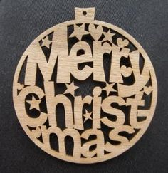 Easy tree decorations for laser cutter (maybe a little bit late for Christmas but the concept remains interesting for any kind of interior decoration :-) Laser Art, 3d Laser, Laser Cut Wood, Laser Cutting, Laser Cutter Ideas, Laser Cutter Projects, Christmas Tree Decorations, Christmas Crafts, Christmas Ornaments