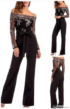 Amazon : Women's Elegant Sequins Jumpsuit Just $17.99 (As of 7/1/2018 8.35 PM CDT)