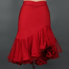 2015 Latin Dance Skirt Black/Rose/Red Cha Cha/Rumba/Samba/Ballroom Dress For Dancing Dancewear Ladies Latin Dance Skirts DQ13022
