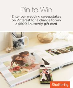 Click through to enter our pin-it-to-win-it sweepstakes.