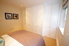 alcove bedroom wardrobe