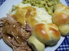 Crock-Pot Roast Pork