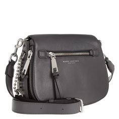 Marc Jacobs Recruit Small Saddle Shoulder Bag Shadow Celebrate at home bei Fashionette