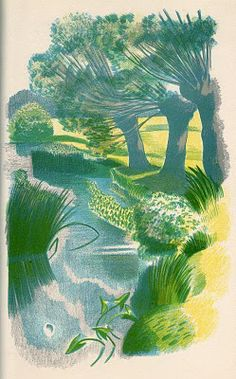 John Nash, from Men and the Fields, 1939. Lithograph.