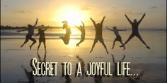 Secret to a joyful life – John 12: 25 – Are you unable to forgive others? Are you stressed? No personal time with God and to study His word? This statement by Jesus might have the answer to your problems. (It is mentioned nearly 7 times in the Bible so please spend some time on this verse). What are things that you love too much to lay it before Jesus? Things like your ego, job, looks, family (Galatians 5: 24). God will show you and lead you in His path to abundant Life.