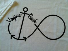 Virginia Beach Eternity Anchor