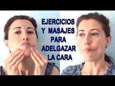 Rutina de ejercicios de gimnasia facial, para trabajar todo el rostro, fortalecer los músculos, evitar la flacidez y las arrugas. Best Face Exercises to Remo...