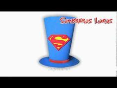 Sombreros Locos - Sombreros para fiestas