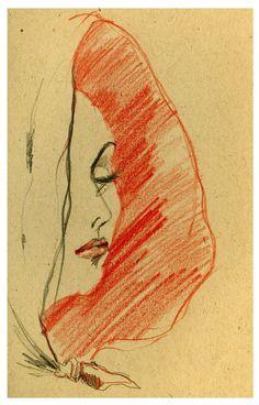 Fashion illustrations by Agnieszka Sukiennik