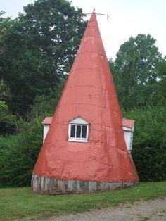 Actual gnome home