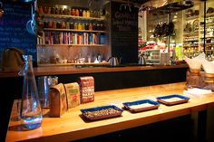 Dine Out Vancouver: Edible Canada Coffee Seminar by miss604, via Flickr