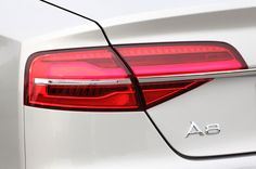 Audi A8 2015 Taillight
