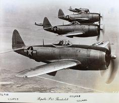 P-47 #plane #WW2