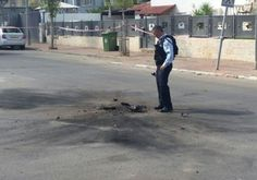 Rocket strikes in southern Israel of Sderot; none injured - Jerusalem Post Israel News
