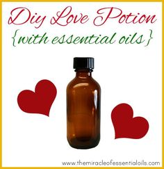 This fail-proof homemade love potion blend works through the proven scientific method of aromatherapy