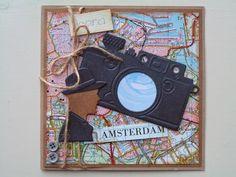 Trijntjes Kaarten: mei 2014 Birthday Cards For Men, Marianne Design, Travel Scrapbook, Funny Cards, Stampin Up, Mei, Cool Stuff, Handmade Cards, Frame
