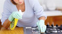 Como limpar fogão e forno