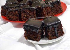 Negresa glazurata de post - Bunătăți din bucătăria Gicuței Vegan Cake, Dessert Recipes, Desserts, Gem, Food, Roman, Album, Cakes, Sweets