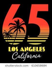 T shirt print Venice Beach, Palm Tree Drawing, Shirt Print, T Shirt, Vaporwave Wallpaper, Surfing Quotes, Flamingo Bird, Typography, Lettering