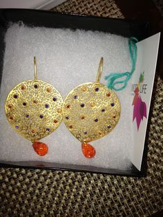 #BTS - #ModLife4me #Earrings- Get all the glitz & glam at http://www.ModLife4.me