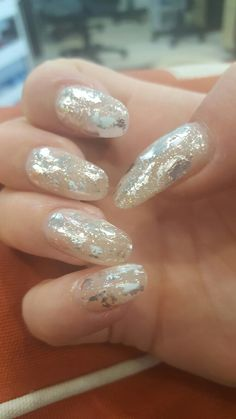 Gold or Blue Holographic Flakes - 1/2 gr. jar | Nails | Toenail ...