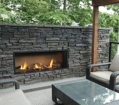 THE FIREPLACE ELEMENT – NOT JUST YOUR AVERAGE OUTDOOR FIREPLACE