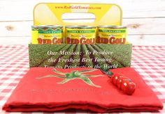 Red Gold Tomatoes Prize Pack Giveaway. expires 2/22/15