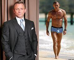 Bond, James Bond. Craig, Daniel Craig. Google Image Result for http://2.bp.blogspot.com/-yb9fOv_4AiY/T_Xvb1PFmHI/AAAAAAAAA8U/Q6FU7hKUJgs/s1600/danielcraigworkout.jpg