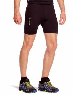 Odlo Herren Hose Running Tights Shorts Uni Active Run: Amazon.de: Sport & Freizeit