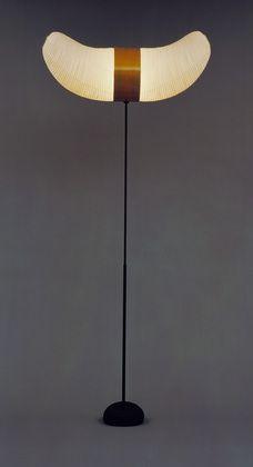 Isamu Noguchi. Akari Floor Lamp (model 33S). c. 1951